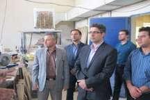 مدیرعامل شهرک های صنعتی فارس:امیدوارم زمین  برای ساخت شهرک صنایع دستی مشخص شود