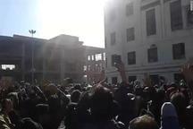 دستگیری حدود ۲۰۰ نفر از تجمعکنندگان  روز گذشته در  تهران