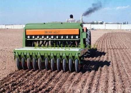 میانگین درجه مکانیزاسیون کاشت در مزارع البرز نسبت به کشور بالاتر است