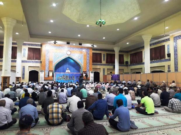 آیین عبادی نمازجمعه در نقاط مختلف خوزستان برگزار شد