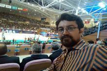 والیبال و کنش کاریزماتیک در اردبیل