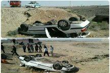 70 درصد تصادفات قوچان در جاده قوچان - فاروج