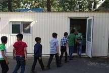 هفت مدرسه اتاقکی از مدارس روستایی بوکان حذف می شود
