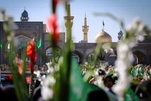 جشن میلاد امام رضا (ع) در بیجار برگزار شد