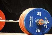 مسابقات وزنه برداری دانشجویان کشور در اردبیل آغاز شد