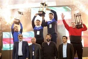 ایران قهرمان سی و نهمین دوره رقابت های بین المللی کشتی فرنگی جام تختی شد