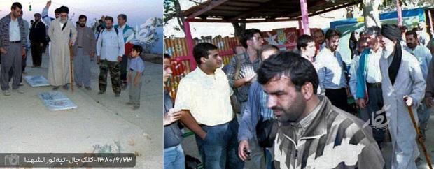 روایت یکی از حاضران در برنامه کوهپیمایی رهبر انقلاب، ۲ روز پس از حادثه ۱۱ سپتامبر