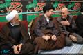 مراسم چهلمین روز درگذشت آیت الله راستی کاشانی(ره) در حسینیه جماران