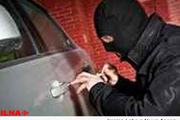 سارق 19 فقره سرقت داخل خودرو دستگیر شد