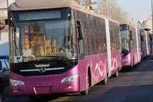 تشریح خدمات رسانی اتوبوسرانی تبریز به نمازگزاران عید فطر