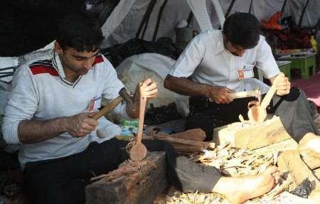 جوانان علاقمند به صنایع دستی با مهارت آموزی می توانند به اشتغالی با ضریب مثبت برسند