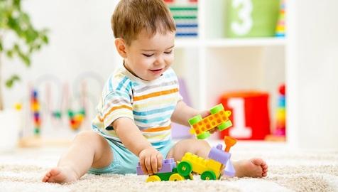 اسباببازیهای مناسب برای کودکان زیر یک سال ؟