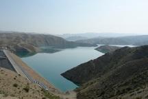 حجم ورودی آب سد بارزوی شیروان 292 درصد افزایش یافت