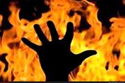 مرگ مرد جوان در آتشسوزی کارگاه مبلسازی بزرگراه آزادگان حال یکی از  مصدومان وخیم است