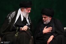 مقتدی صدر با حضور در کنار آیتالله خامنهای پیروانش را شوکه کرد