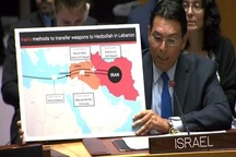 ادعای صهیونیستها در مورد نحوه ارسال سلاح برای حزب الله از سوی ایران