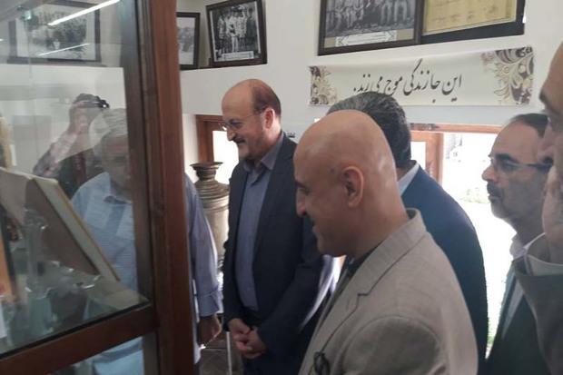 ماهیت حقوقی موزه فرهنگ و آموزش قزوین باید مشخص شود