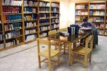 10 باب کتابخانه به سرانه فضای مطالعه ایلام اضافه می شود