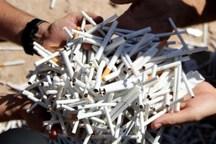 بیش از 3 میلیون نخ سیگار قاچاق در بندرلنگه کشف شد