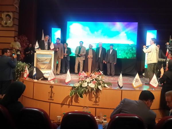 همایش تجلیل از مدیران تلاشگر استان البرز برگزار شد