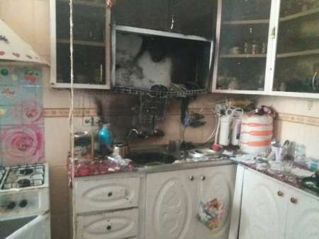 انفجارگاز در یک واحد مسکونی در شوشتر2مصدوم برجای گذاشت