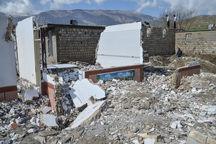 تعمیر ۳۲۰۰ واحد مسکونی آسیبدیده از سیل لرستان توسط بنیاد مسکن