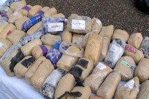400 کیلوگرم مواد مخدر در خوروبیابانک کشف شد