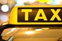 فعالیت تاکسی های اینترنتی در مهاباد ممنوع شد
