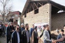 بهره برداری از 5111مسکن روستایی و محرومین در علی آباد