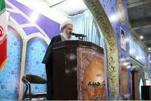 امام جمعه کاشان: نامزدهای انتخابات بر اساس اسلام و قانون عمل کنند