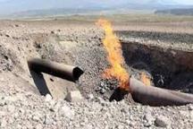 گاز حدود 950 خانوار گیلانی درمنطقه دیلمان- پیرکوه قطع شد