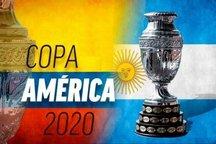 آرژانتین و کلمبیا مشترکا میزبان کوپا آمهریکا 2020 شدند