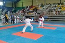 کاراته کاران دختر گیلان قهرمان المپیاد ورزشی کشور شدند