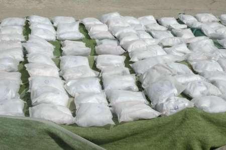 فرماندار: کشفیات مواد مخدر در ایرانشهر از مرز 15 تن گذشت