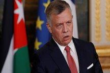 پادشاه اردن: یاری قدس از هر چیزی مهمتر است