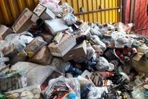 191 کیلوگرم مواد غذایی غیرقابل مصرف در آبادان معدوم شد