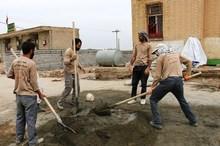 100 گروه جهادی به مناطق محروم همدان اعزام شدند