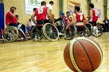 تیم ملی بسکتبال با ویلچر در ارومیه اردو میزند