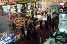 سومین نمایشگاه ملی گردشگری، صنایع دستی و سوغات در قم گشایش یافت