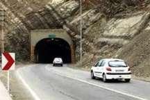 محدودیت ترافیکی در جاده کرج - چالوس