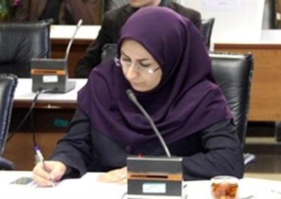 یک زن رئیس اداره سیاسی و اجتماعی فرمانداری ارومیه شد