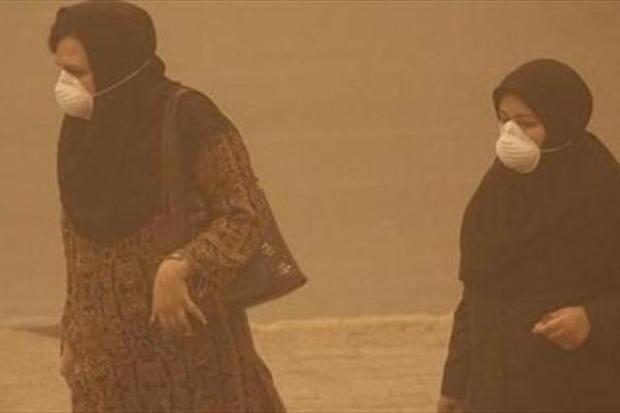 شاخص آلایندگی هوا در کرمان به 3.5 برابر حد مجاز رسید