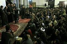 برگزاری شانزدهمین همایش استقبال از محرم در روز ۲۵ شهریورماه در مسجد اعظم اردبیل