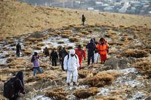 9گروه امدادگر برای جست و جو به ارتفاعات دنا اعزام شدند
