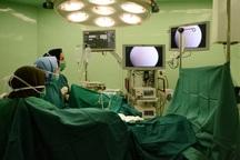 نخستین جراحی هیستروسکوپی در سبزوار انجام شد