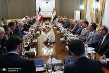 روحانی: گامهای تأثیرگذار در گسترش روزافزون مناسبات همه جانبه تهران – بغداد ادامه مییابد/ ایران در طول تاریخ اصلیترین حافظ امنیت و آزادی کشتیرانی در خلیج فارس، تنگه هرمز و دریای عمان بوده و خواهد بود