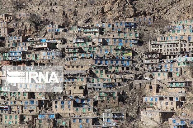 ۲۶ درصد از جمعیت استان کرمانشاه در روستاها زندگی میکنند