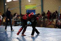 بانوان ووشوکار گیلانی در مسابقات انتخابی تیم ملی درخشیدند