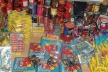 بیش از 85 هزار انواع مواد محترقه در چهارشنبه آخر سال در گیلان کشف شد