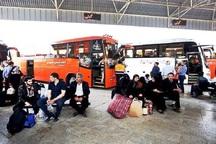 19 میلیون بلیت اتوبوس در خراسان رضوی صادر شد
